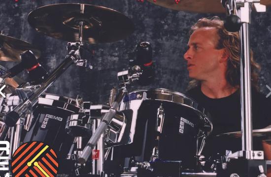 Russ mc Kinnon Drummer